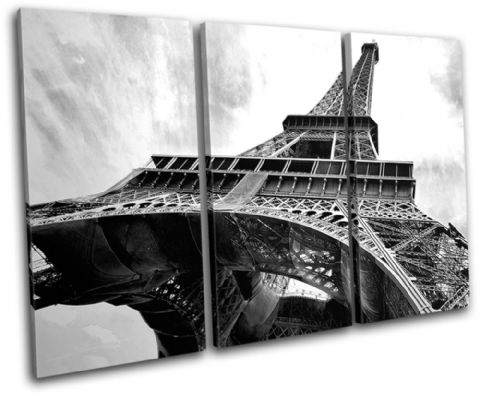 Paris Eiffel Tower Landmarks - 13-0762(00B)-TR32-LO